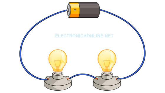 circuito en serie caracteristicas