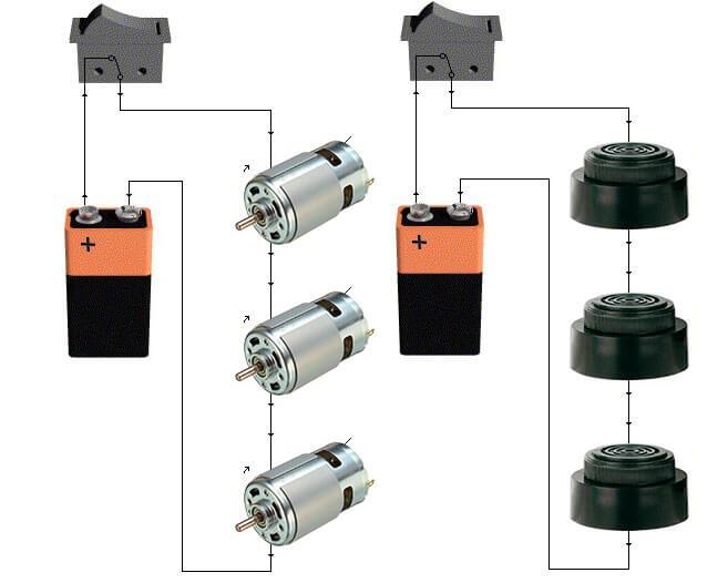 circuito en serie ejemplos