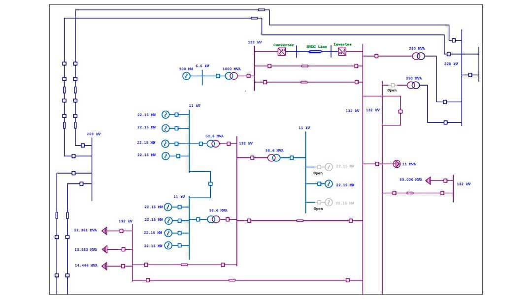 diagrama unifilar instalaciones electricas