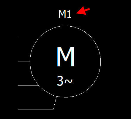 representacion simbolos electricos