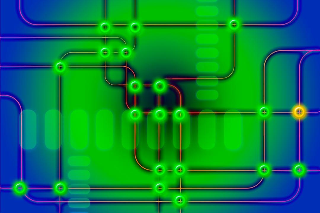 define circuito electrico