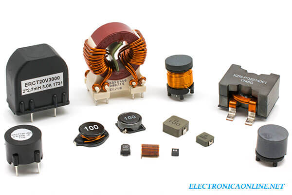 inductores - componentes electronicos