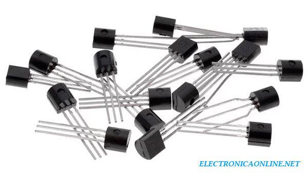 transistores - componentes electronicos