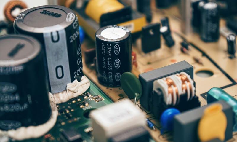 aplicaciones de condensadores