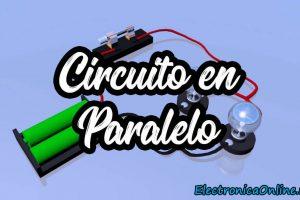 circuito electrico en paralelo