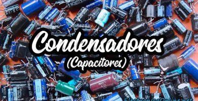 condensador capacitor