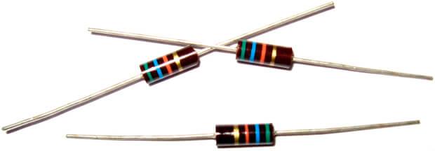 resistor de composicion de carbono