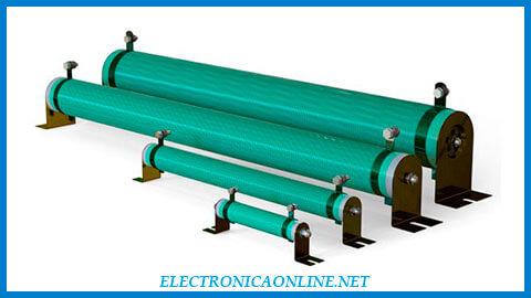 resistores bobinados