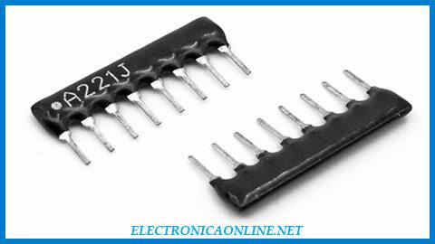 resistores de red