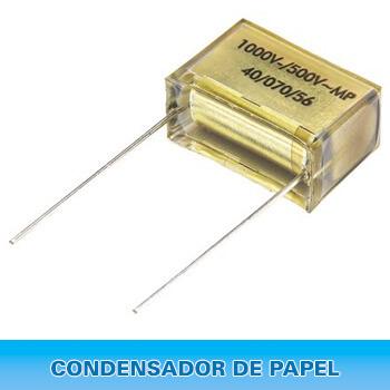 condensador de papel