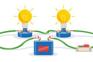elementos de un circuito electrico
